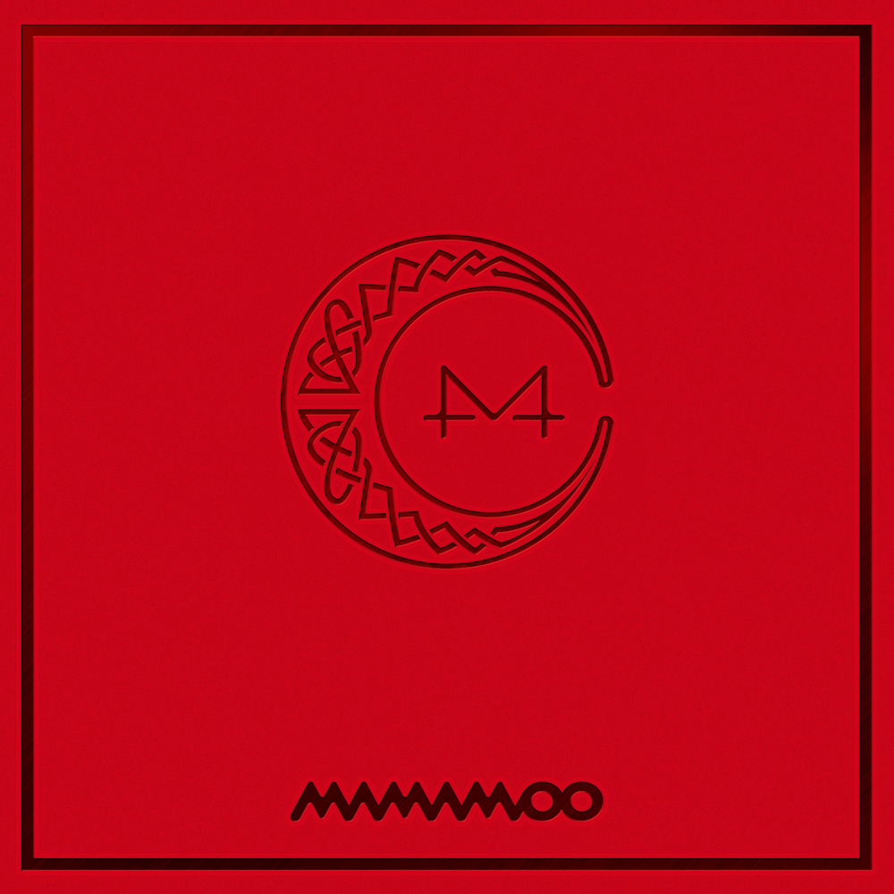 Mamamoo Red Moon EP