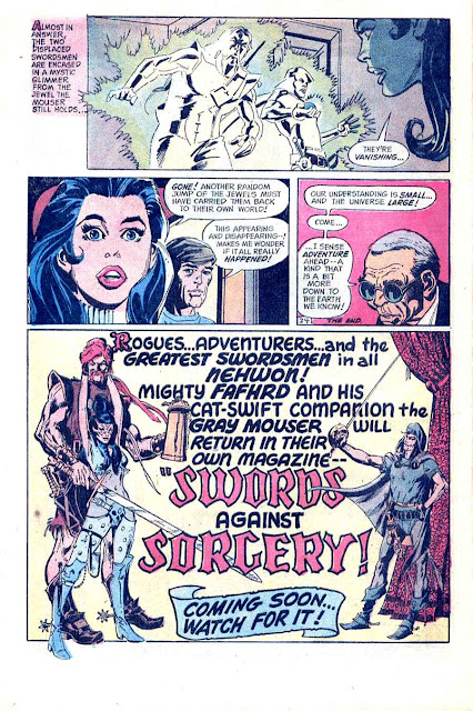 Wonder Woman v1 #202 dc 1970s bronze age comic book page art by Neal Adams