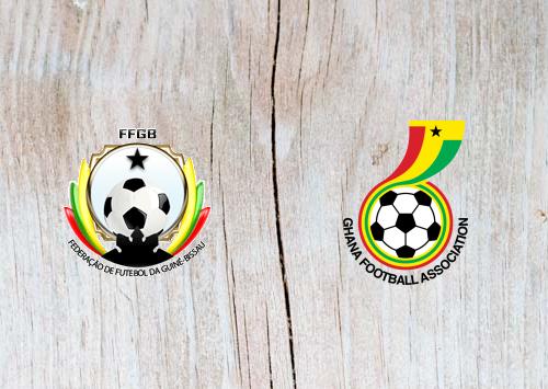 Guinea-Bissau vs Ghana -Highlights 2 July 2019