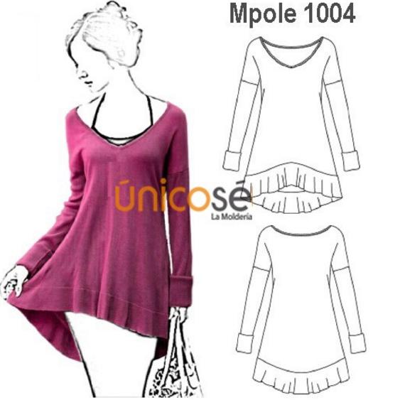 Vestido ÚNICOSÉ 1004