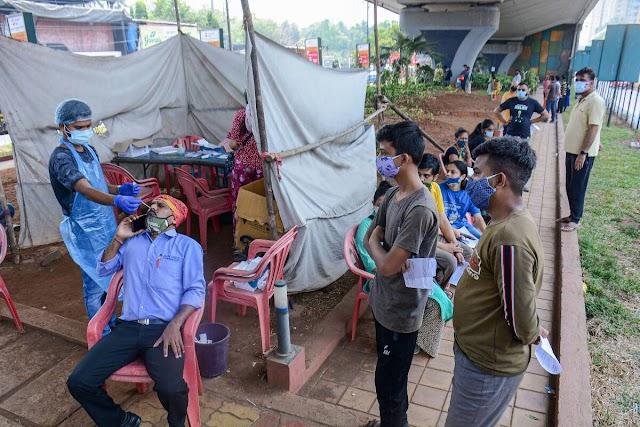 ભારતમાં, 53,476 નવા કોવિડ કેસ નોંધાયા છે, પાછલા 24 કલાકમાં 251 મૃત્યુ થયા છે, 2021 માં સૌથી મોટો સિંગલ-ડે સ્પાઇક