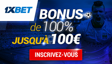 1XBET INSCRIPTION CODE PROMO BENIN CAMEROUN SENEGAL COTE D'IVOIRE TUNISIE FRANCE