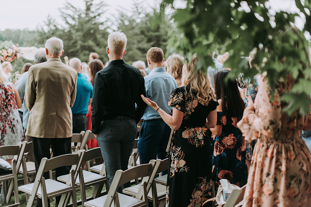 protocolo salida ceremonia boda