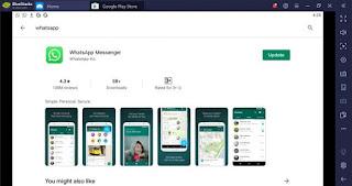 cara menggunakan video call whatsapp
