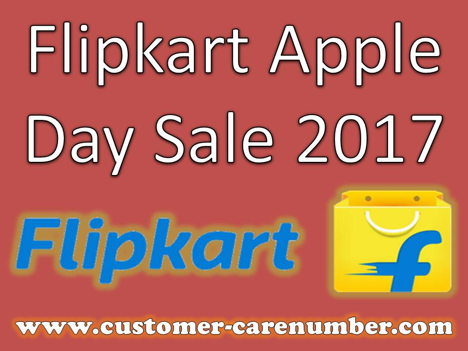 Flipkart Apple Day Sale