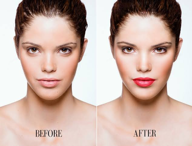 Instructions to Get the Delineated Pictures Look by photoshop