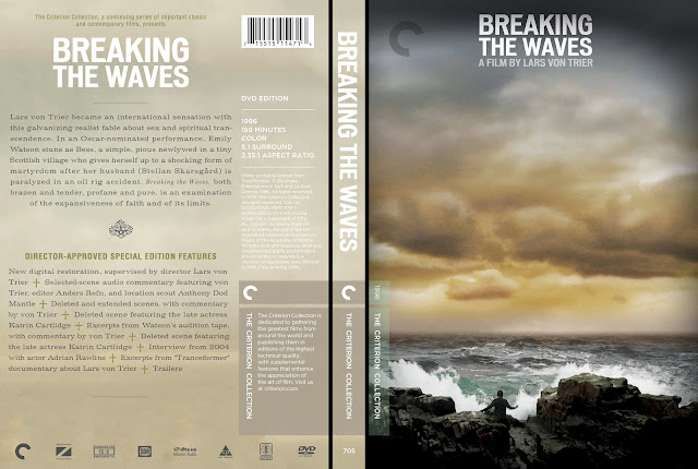 Breaking The Waves DVD Cover
