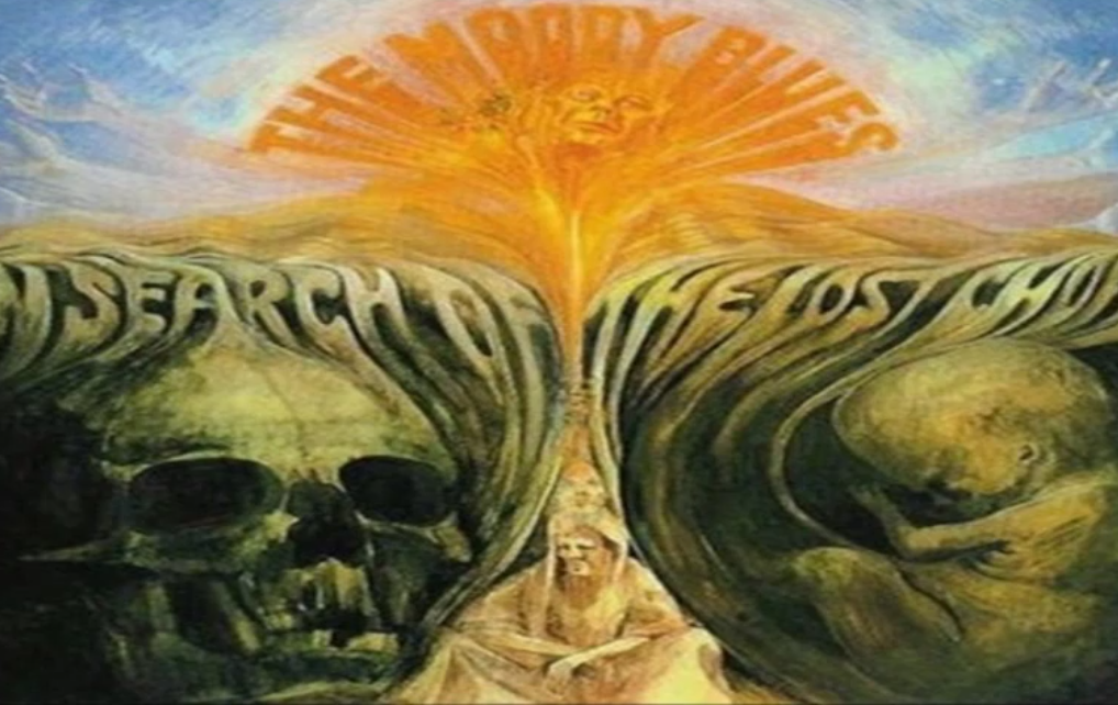 THE MOODY BLUES In Search Of The Lost Chord 1968 | Cachoeira