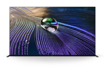 """Sony Bravia 2021 with cognitive processor XR 65"""" OLED 4K hdmi 2.1 Smart TV"""