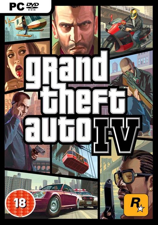 Grand Theft Auto IV ESPAÑOL PC REPACK 3 DVD5 Descargar