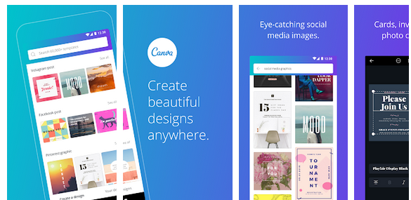 download the best logo maker for android phones Canva