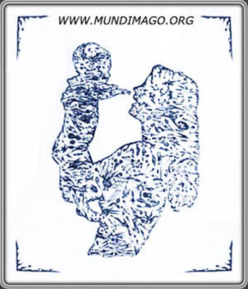 Maternità   Stampa 50 x 40 cm   Carta Patinata   Disegnato a Mano Libera B/N  Euro 20 + 10 per Spedizione