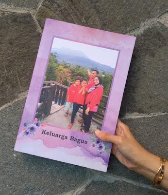 photobook mengumpulkan kenangan yang terserak