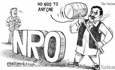 NATIONAL RECONCILIATION ORDINANCE