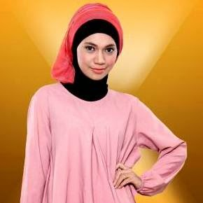 Indah Nevertari Pemenang Rising Star Indonesia