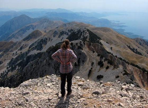 Mount of Çika