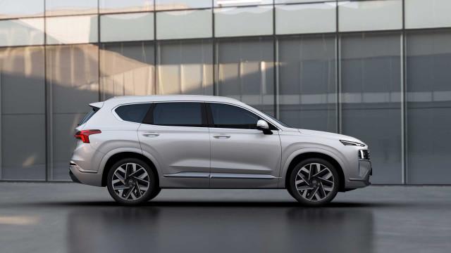 2021 Hyundai Santa Fe Review