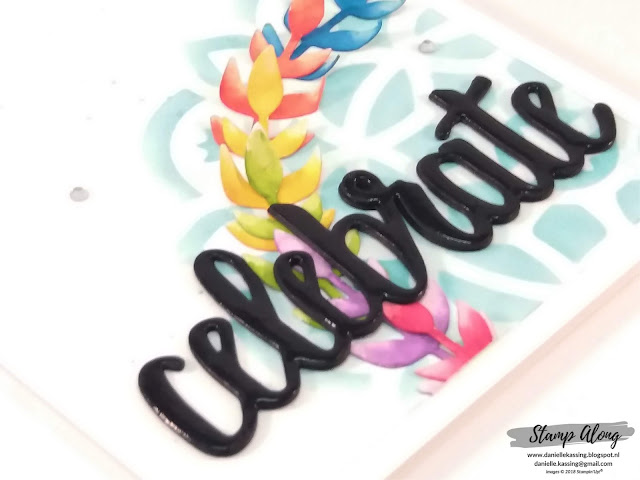 Stampin' Up! Celebrate You Thinlits Dies