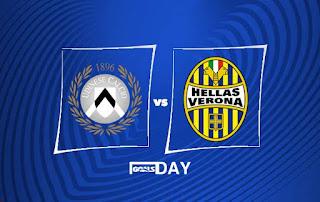 Udinese vs Verona – Highlights