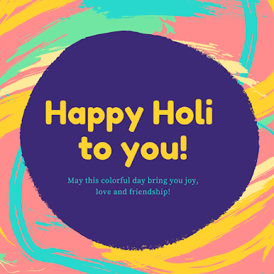Onestep wishes Happy Holi