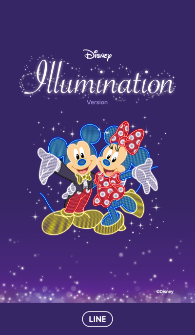 Illuminated Disney