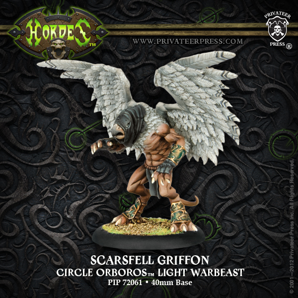 Circle of Orboros Scarsfell Griffon photo