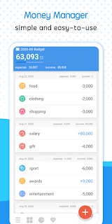 Money Manager - Expense Tracker & Budget Planner