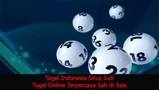 Togel Indonesia Situs Judi Togel Online Terpercaya Sah di Asia