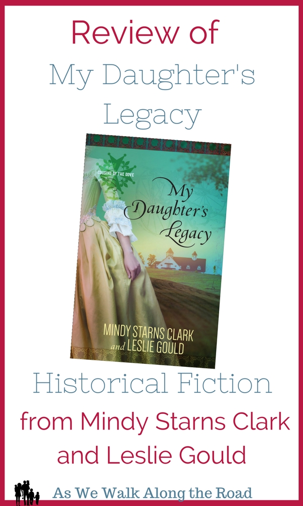Review of My Daughter's Legacy: Christian fiction