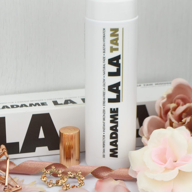Madame La La Fake Tan Review & Bronzing Ball | Lovelaughslipstick Blog