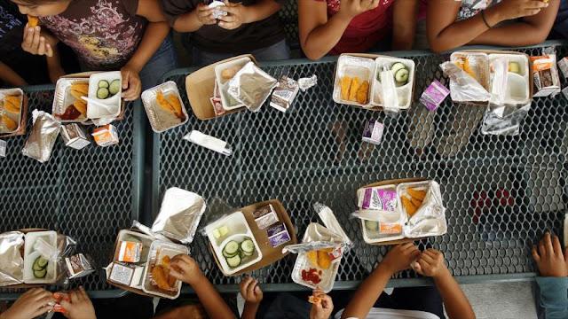 Informe: Unos 30 millones de personas pasan hambre en EEUU