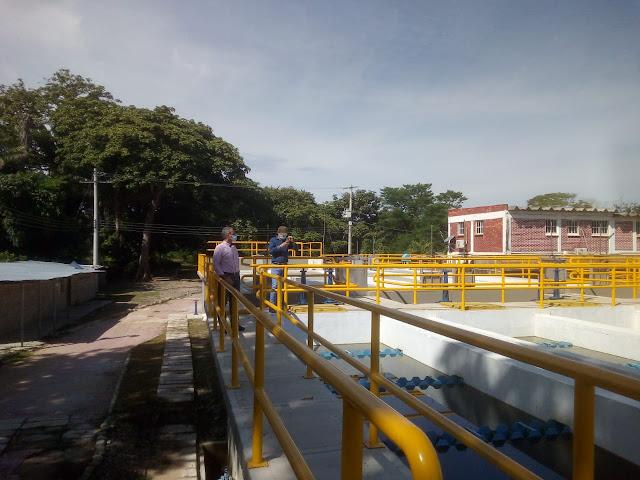 https://www.notasrosas.com/Superservicios visita Planta de Tratamiento del Acueducto de Riohacha