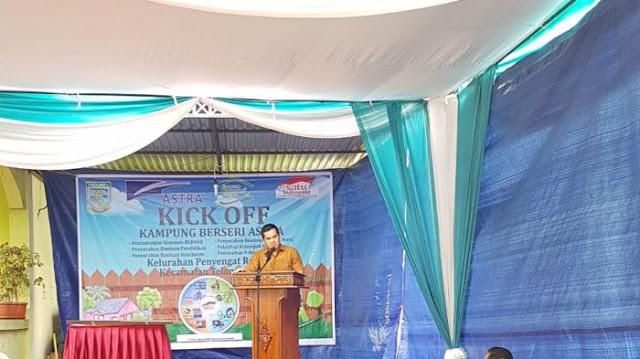 Peradababan Kampung Berseri Astra di Penyengat Rendah Telanaipura Jambi