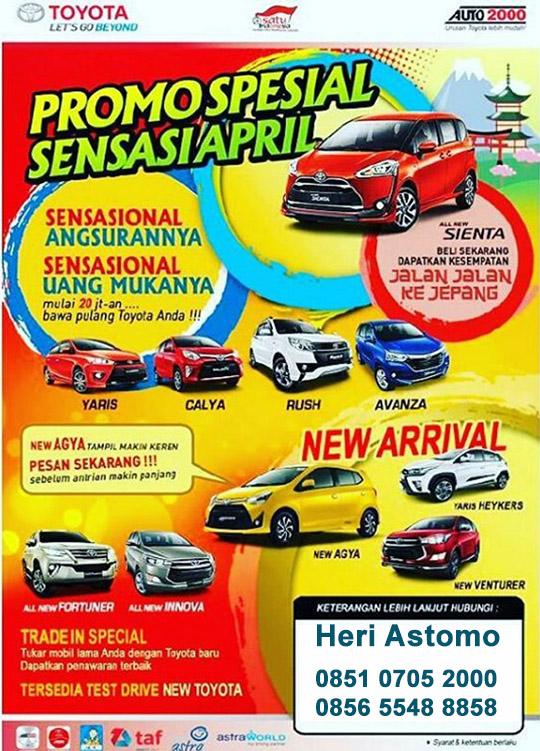 Promo Toyota Jemursari Surabaya