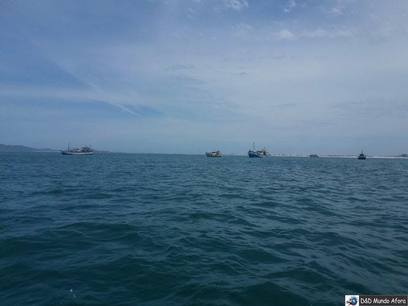 Passeio de barco em Cabo Frio (RJ) - city tour marítimo