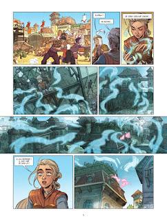 Le Serment de l'acier tome 2 - Une pointe de magie avec Estèla