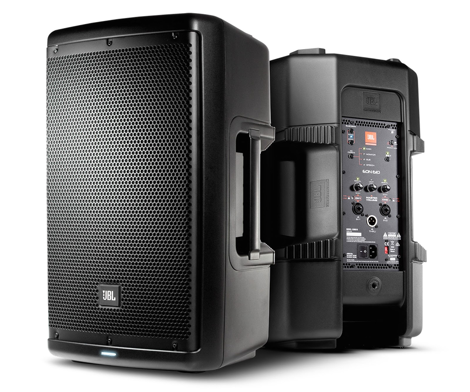 harman s jbl professional adds to groundbreaking eon600 portable pa series with eon610 and. Black Bedroom Furniture Sets. Home Design Ideas