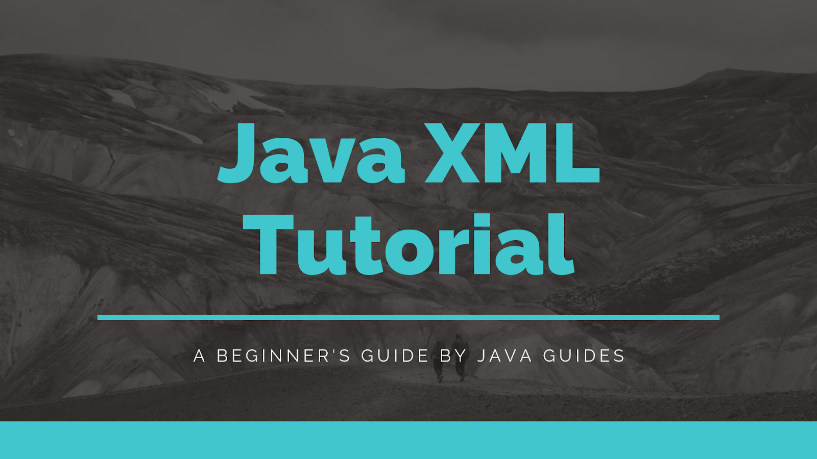 Java XML Tutorial with Examples
