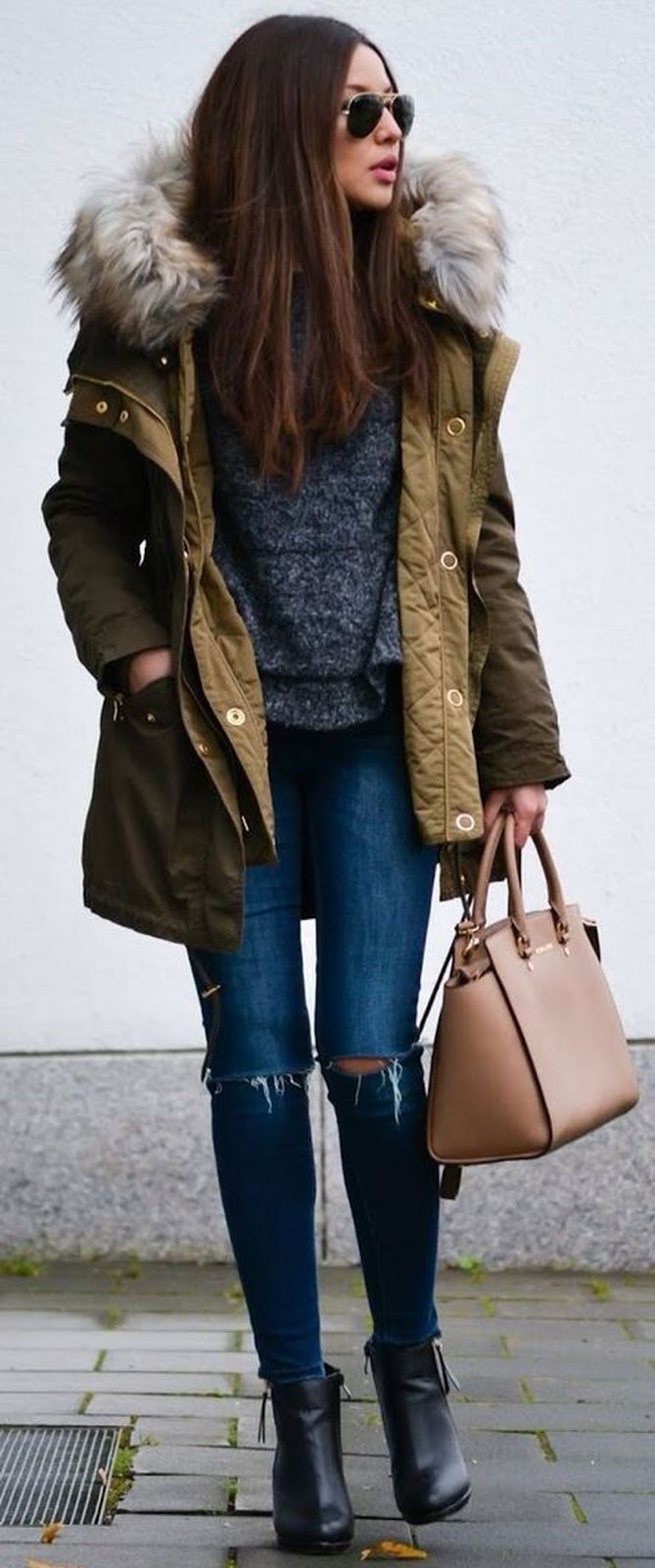 WINTER COATS AND WHAT TO WEAR THEM WITH