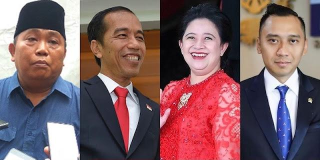 Arief Poyuono: Puan Maharani Berani Keluarkan Mosi Tidak Percaya untuk Jokowi?