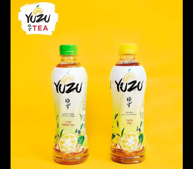 Yuzu Minuman Segar Alami Dengan Vitamin C Terbanyak