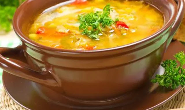 How to make mixed vegetable soup