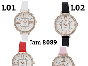 Jimshoney Timepiece 8089