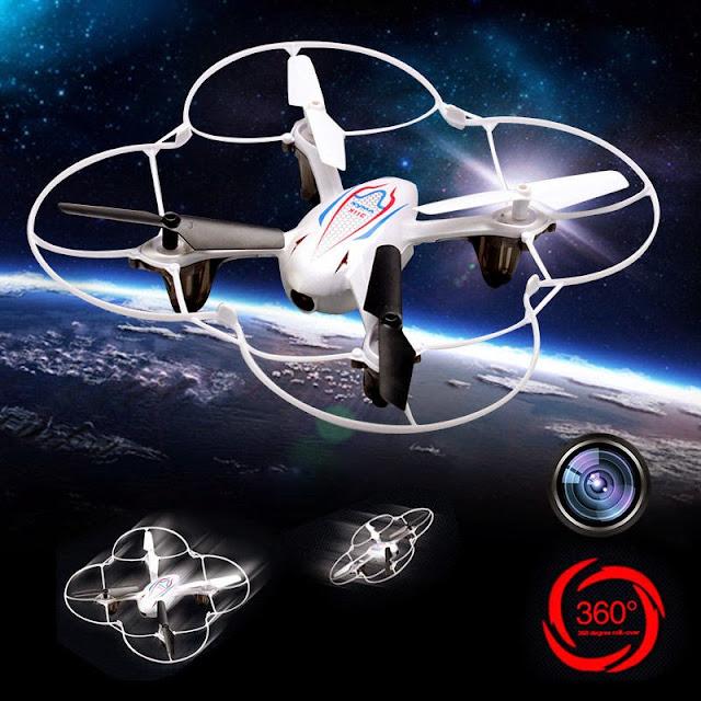 Syma_X11C_Quadcopter_Remote_Control