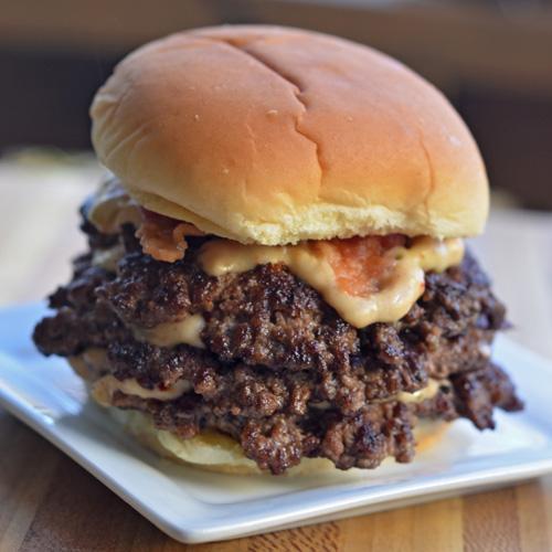 Gringo Jalapeno Smash Burgers