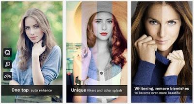 Aplikasi Photo Editor-Selfie Effects