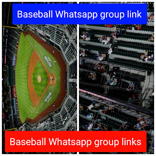 Baseball Whatsapp group link