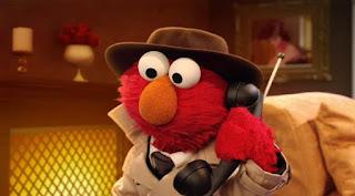 Ham Actor, velvet, meek cube, Elmo the Musical Detective the Musical, Sesame Street Episode 4318 Build a Better Basket season 43