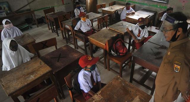 Kualitas Belajar Siswa Ditentukan Oleh Kualitas Guru dan Kepala Sekolah