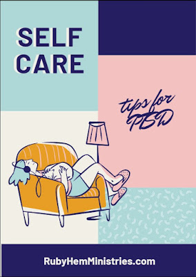 self-care for PTSD